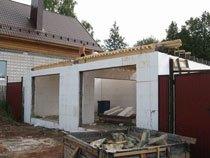 Строительство гаражей под ключ. Тольяттинские строители.