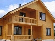 строительство домов из бруса Тольятти