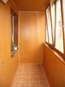 отделка балконов город Тольятти