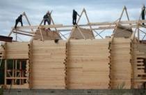 строительство домов из бруса в Тольятти