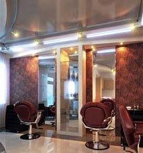 Отделка парикмахерской в г.Тольятти