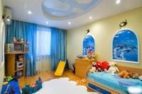 Отделка детской комнаты в Тольятти