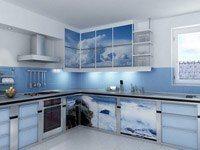 Отделка кухни в Тольятти
