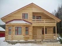 Строительство домов из бруса в Тольятти. Нами выполняется строительство домов из бруса, бревен в городе Тольятти и пригороде